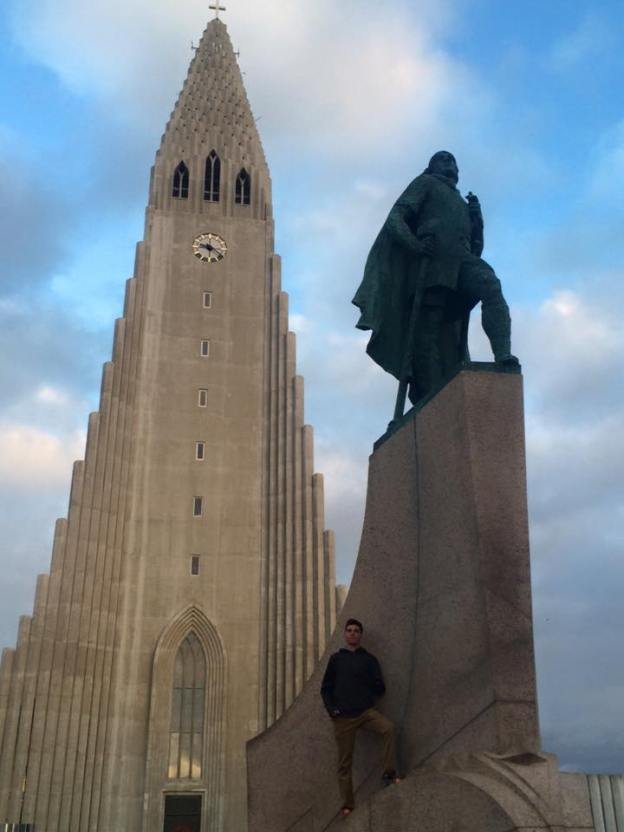 iceland reykjavic